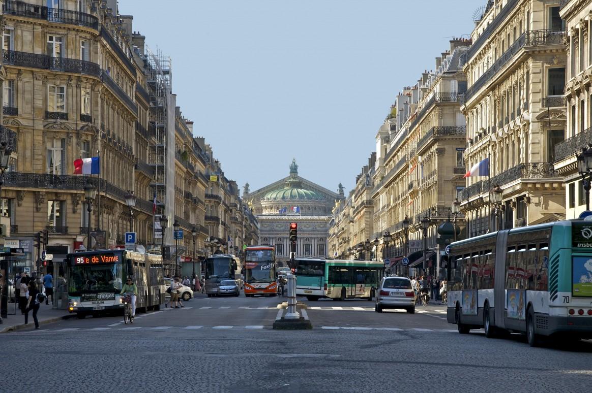 Bureaux à Paris - Opéra