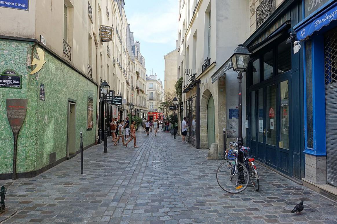Bureaux à Paris - Marais