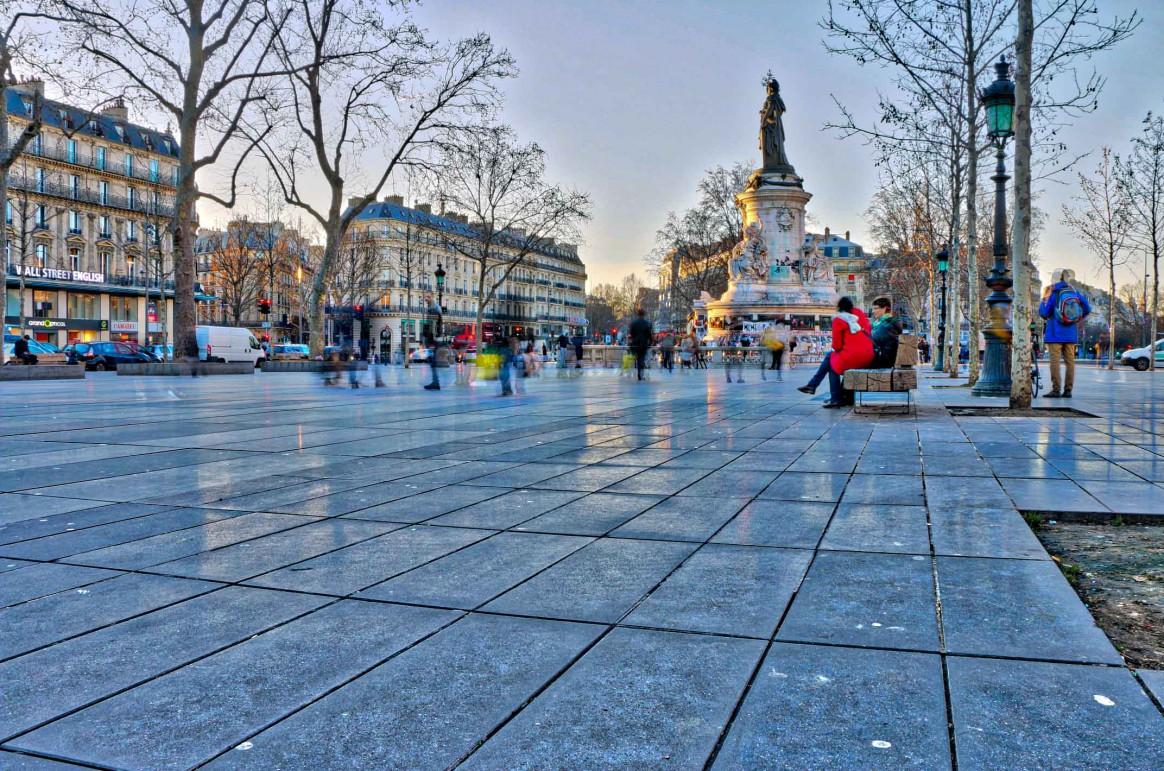 Bureaux à Paris - République