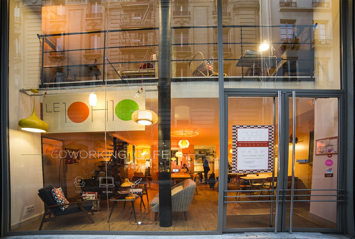Le10h10 - espaces de Coworking insolites à Paris