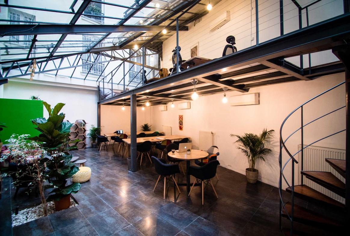 Minca - espaces de Coworking insolites à Paris