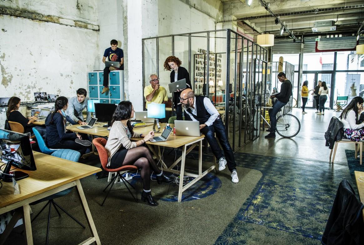 Remix - espaces de Coworking insolites à Paris