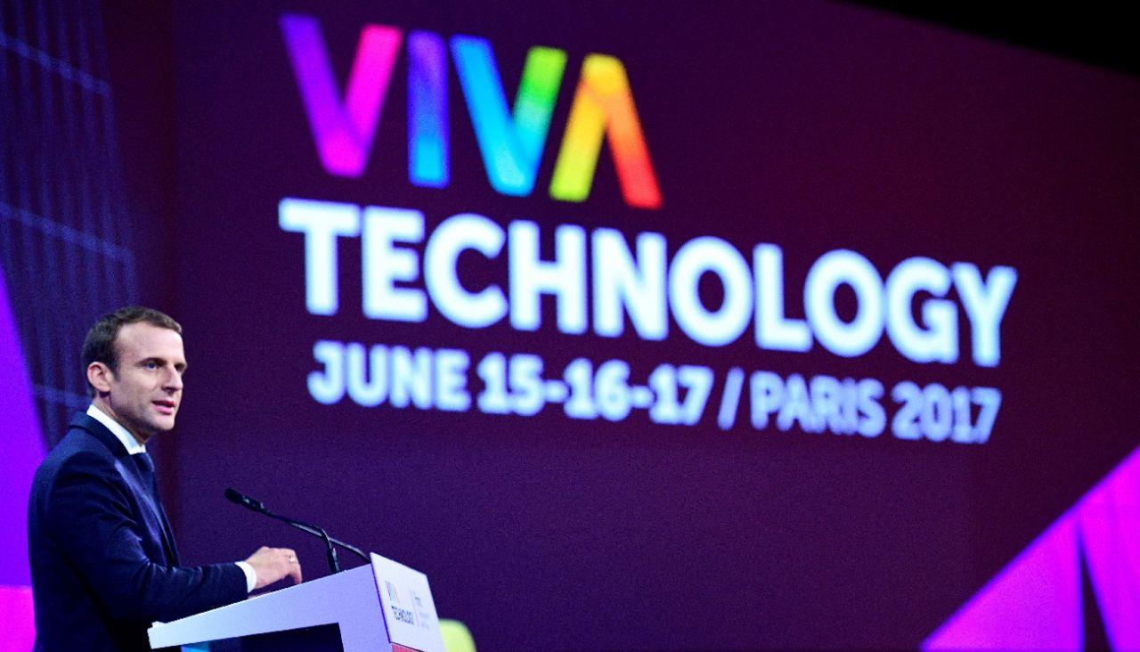VivaTech - événements tech et startup à Paris