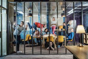 Illustration : Les espaces de coworking insolites à Paris