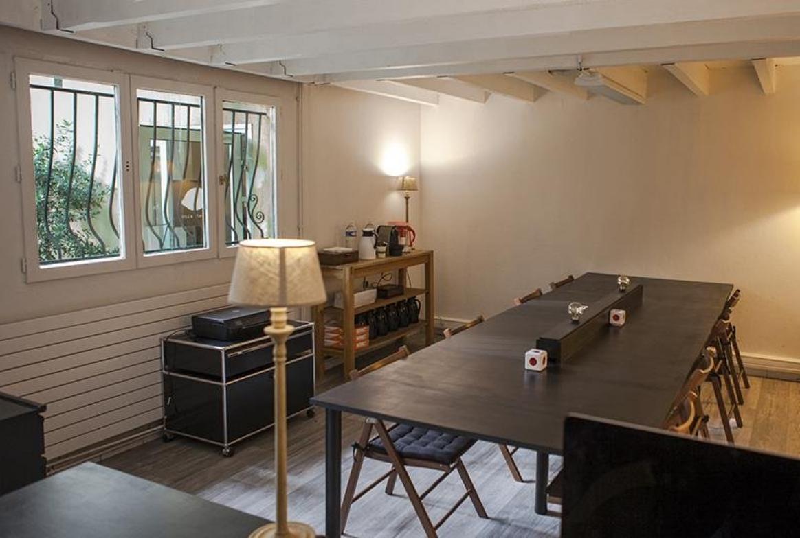 La Villa Coworking - Espaces de coworking proches des gares à Paris