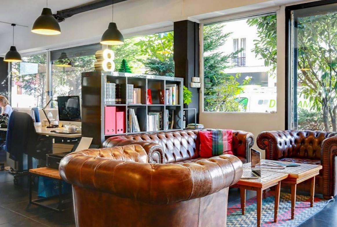 Split Coworking - Espaces de coworking proches des gares à Paris