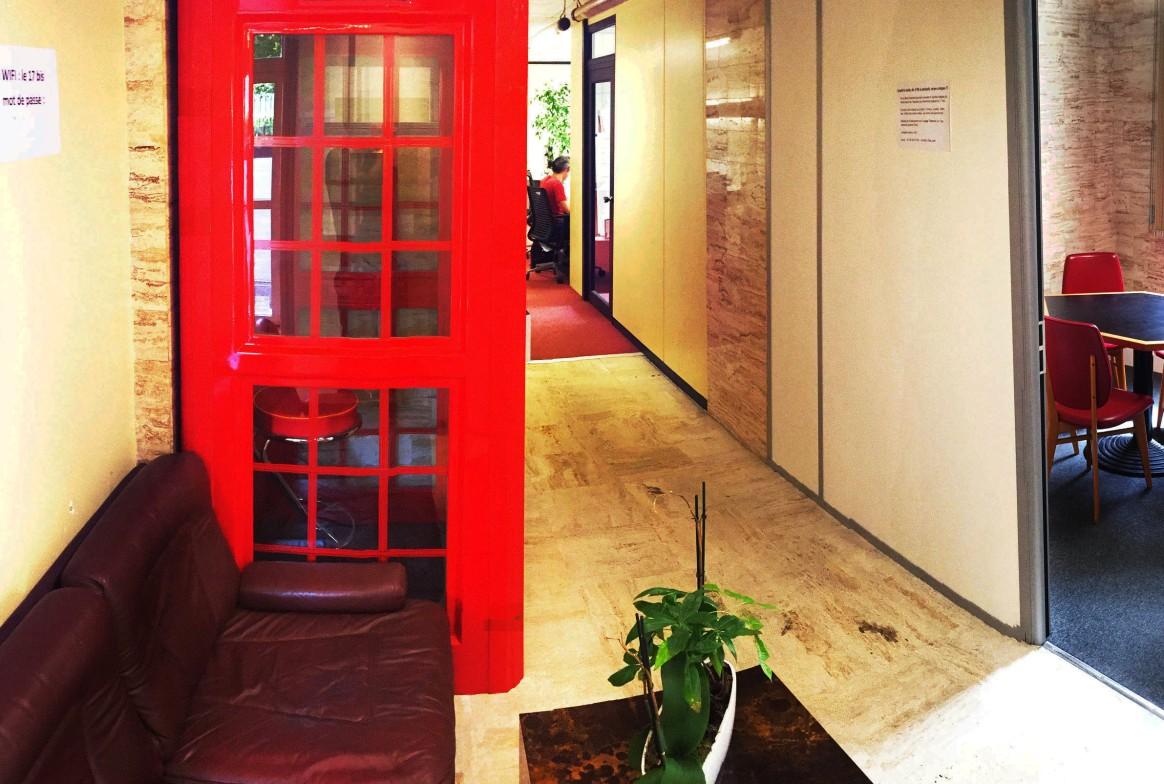 17bis Coworking - Espaces de coworking proches des gares à Paris