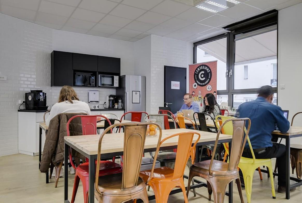 Coworkimmo - Espaces de coworking proches des gares à Paris