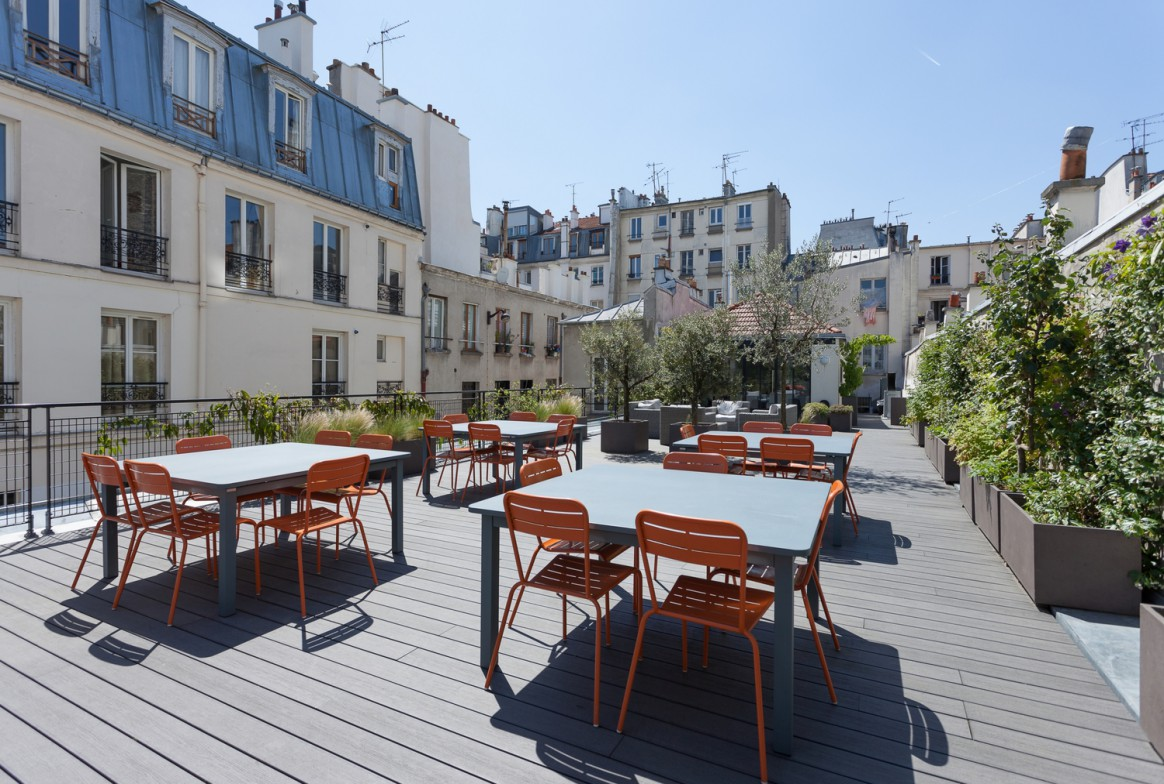 Le Gymnase des Plantes - Espaces de coworking proches des gares à Paris