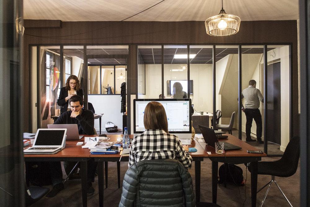 Remix Coworking - Espaces de coworking proches des gares à Paris
