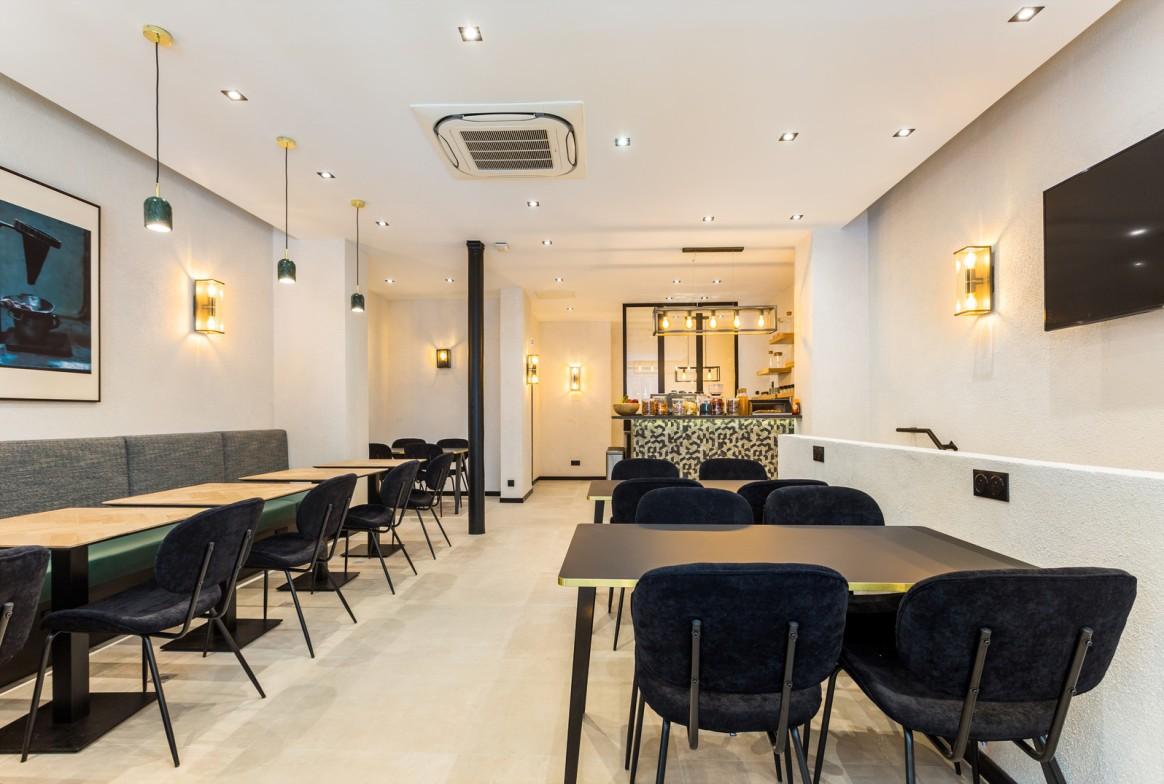Makom Café Coworking - Espaces de coworking proches des gares à Paris