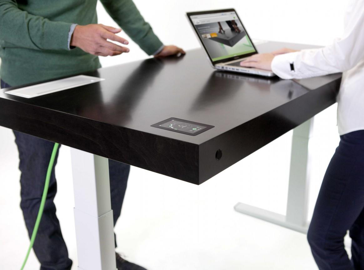 Stir Kinetic Desk - futur des espaces de travail