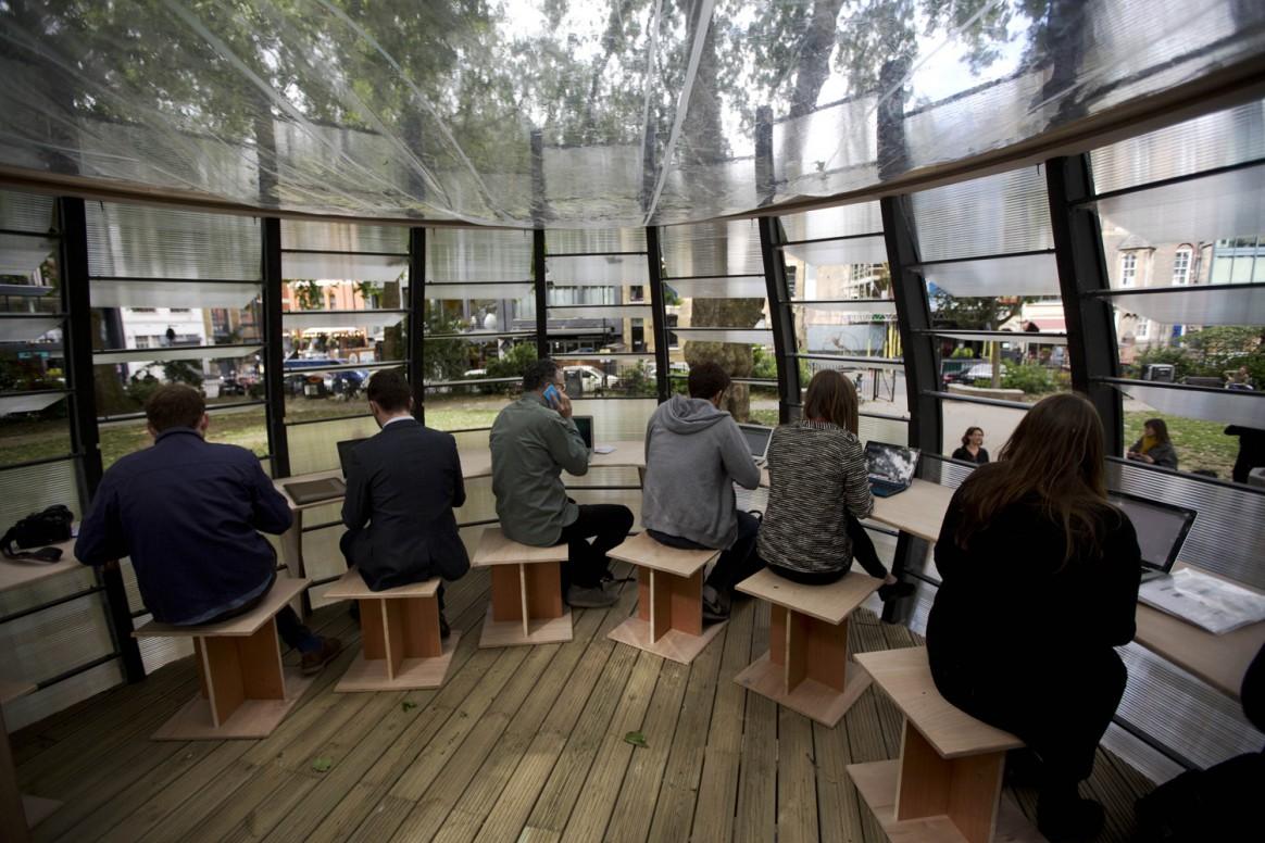 TreexOffice - futur des espaces de travail