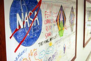 Illustration : La NASA à la conquête de l'espace de travail partagé