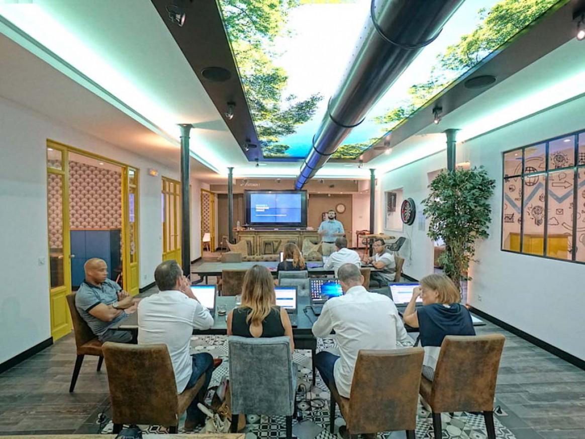 Le Seven - Espace de coworking à Bordeaux