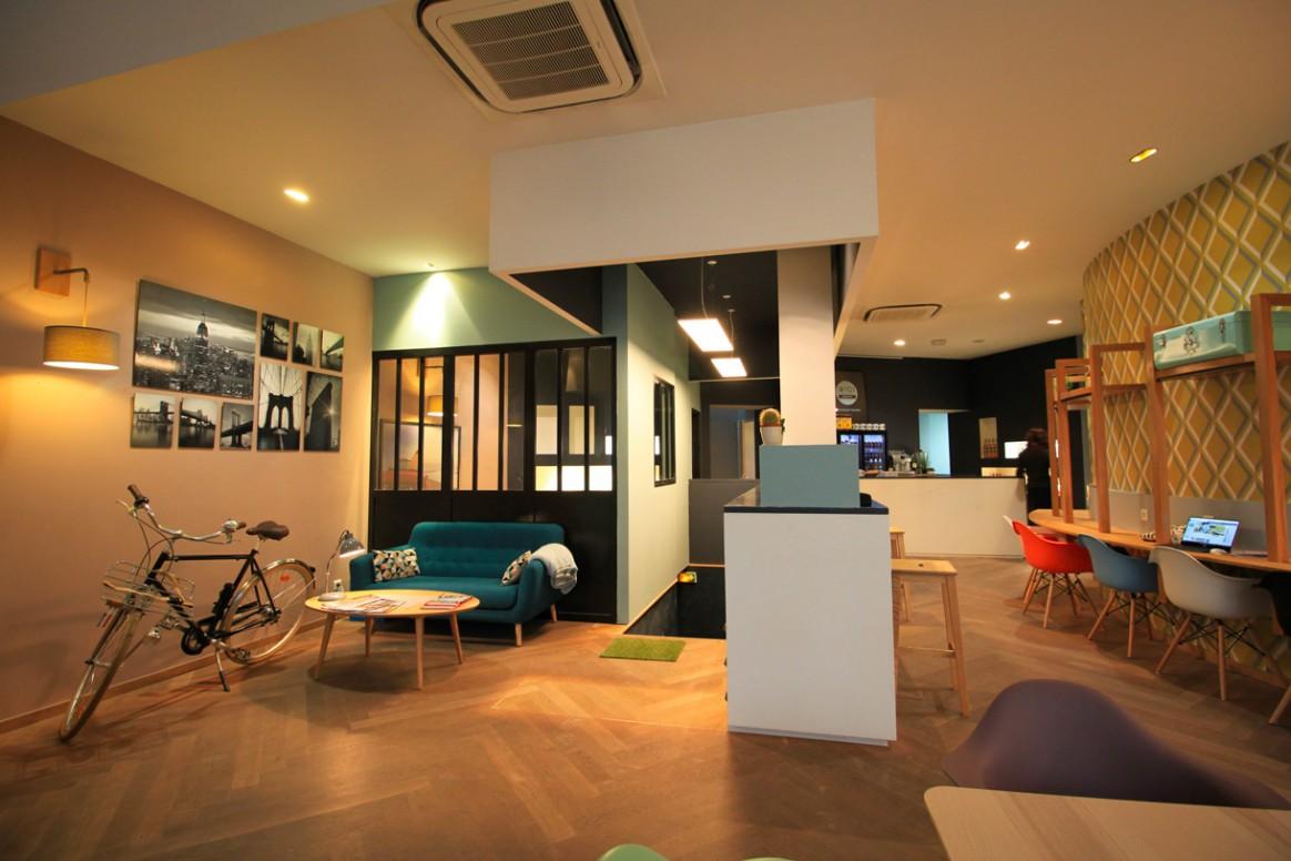 Wigi - Espaces de coworking à Bordeaux