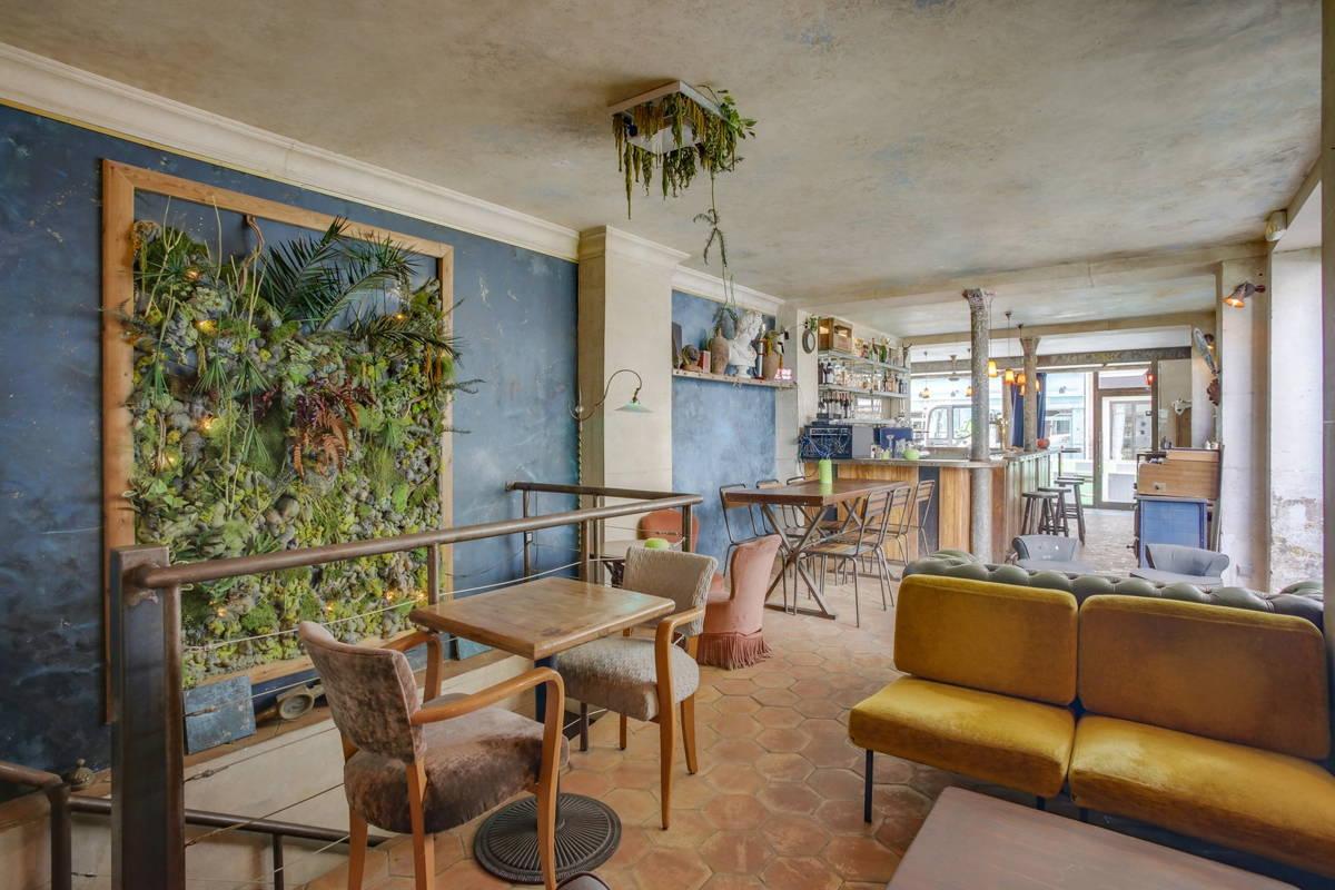 Planet coworking : du bar lounge au coworking