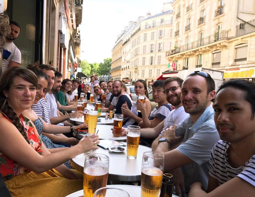 Hackathon - Équipe Bureaux À Partager