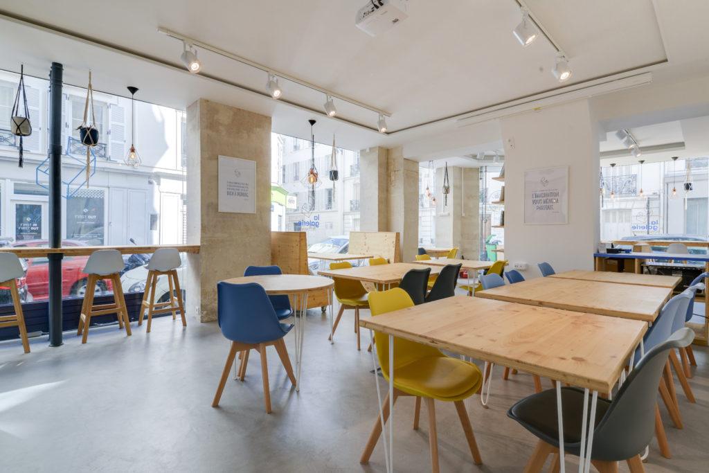 Espace coworking - La Galerie