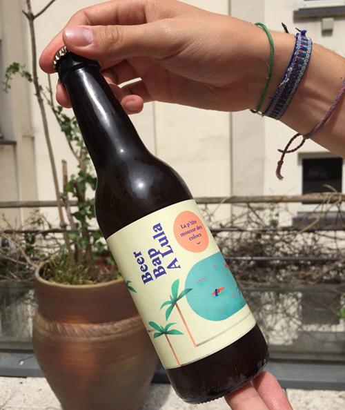 Projet bière - Bureaux À Partager