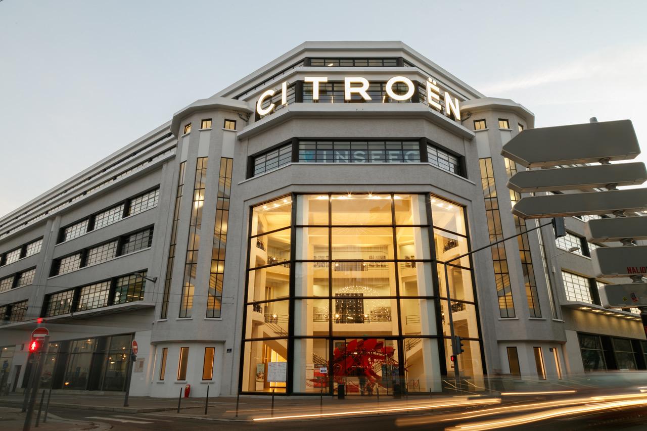 Now Coworking - Bâtiment Citroën