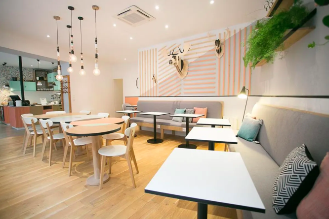 Närmare - Café Coworking