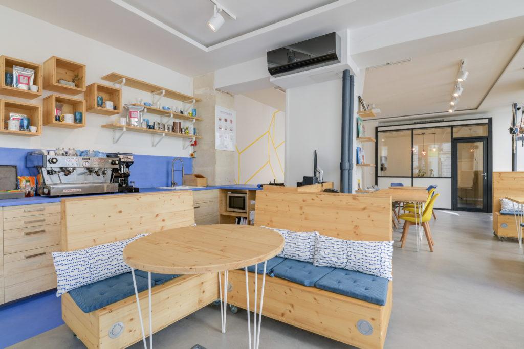 La Galerie - Café Coworking