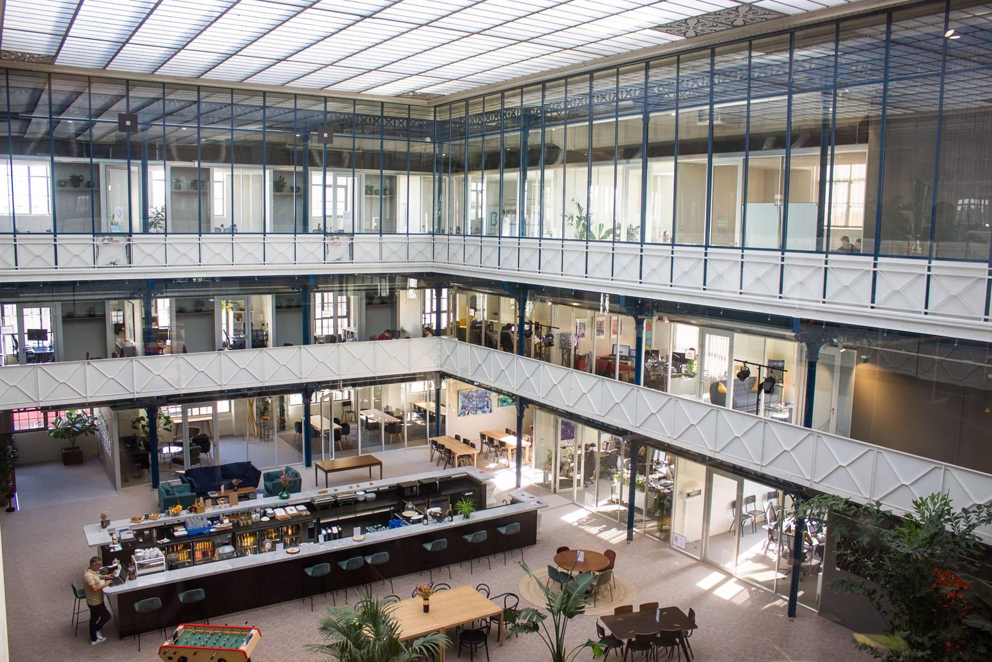 Bureaux Bordeaux