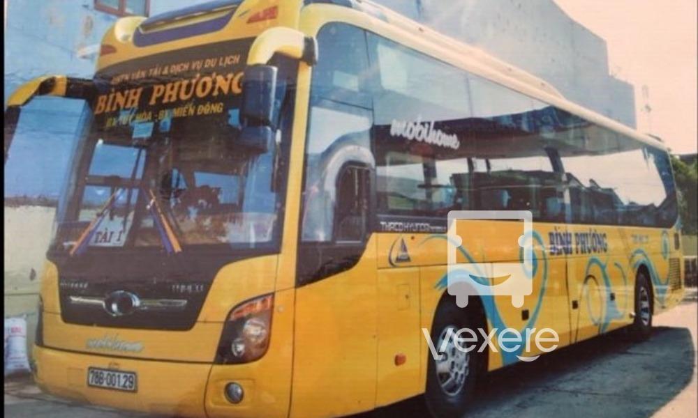 Xe đi Phú Yên từ Sài Gòn: Bình Phương