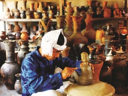 Làng gốm Bàu Trúc, Ninh Thuận