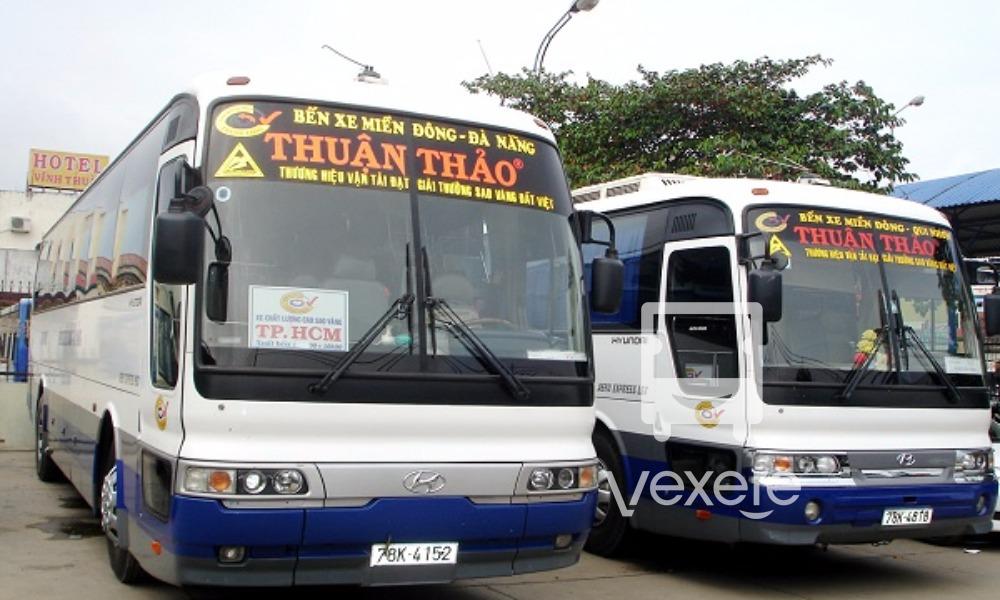 Xe Phúc Thuận Thảo đi Phú Yên từ Sài Gòn