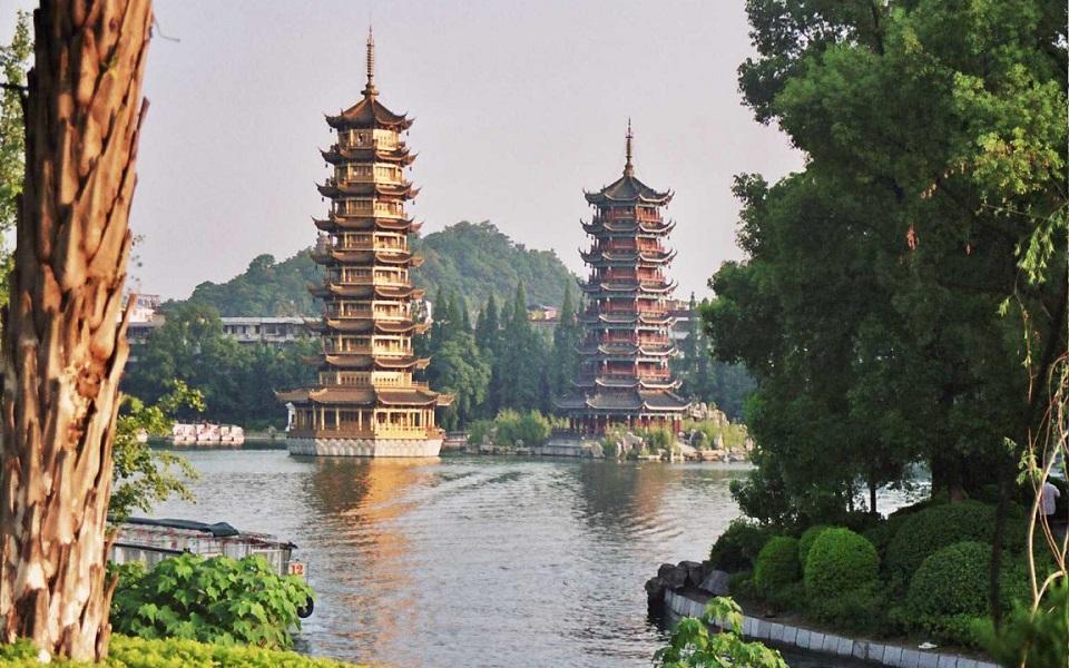 Công viên Nam Hồ, Nam Ninh, Trung Quốc