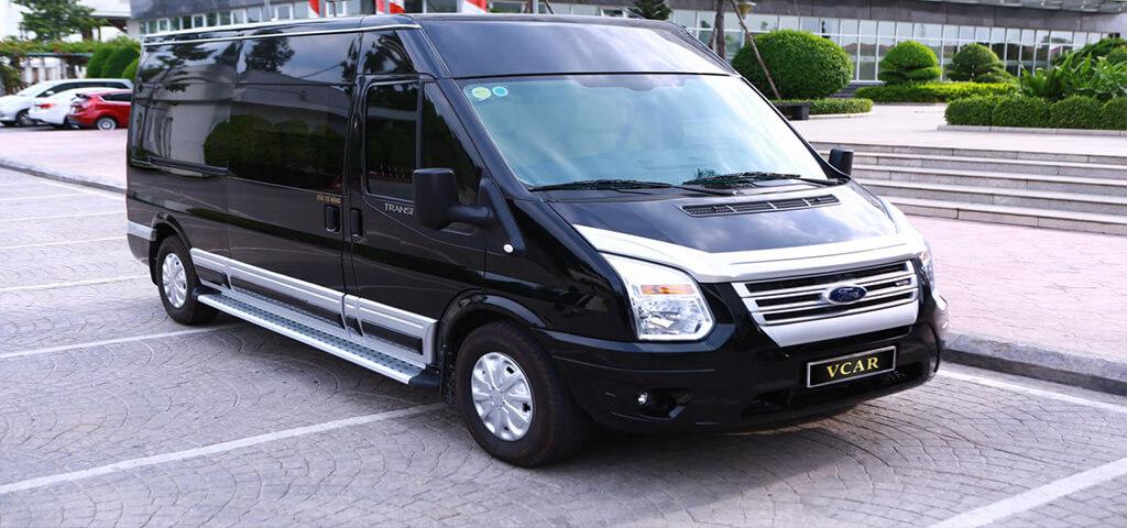 Xe Limousine đi Lào Cai: Khai Phát