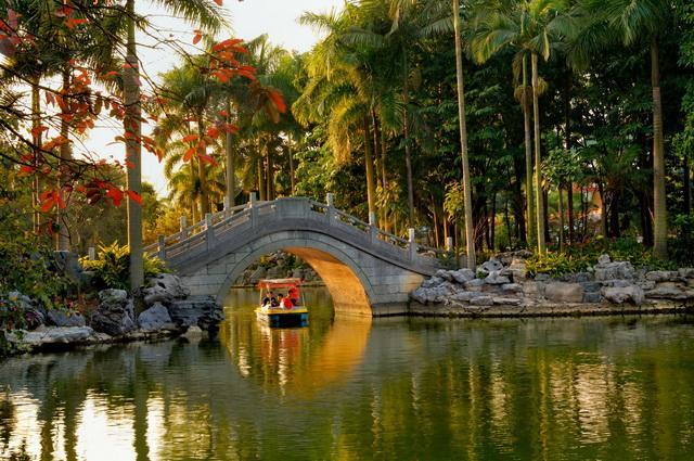 Khu thắng cảnh Gia Hòa, Nam Ninh, Trung Quốc