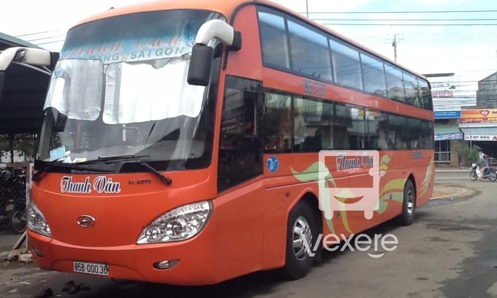 Xe đi Phan Rang từ Sài Gòn: Thanh Vân