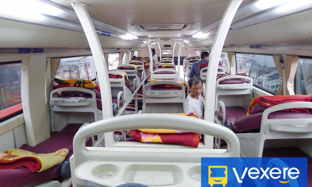 Xe The Sinh Tourist Nha Trang đi Đà Lạt
