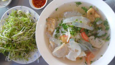Bún cá Nha Trang