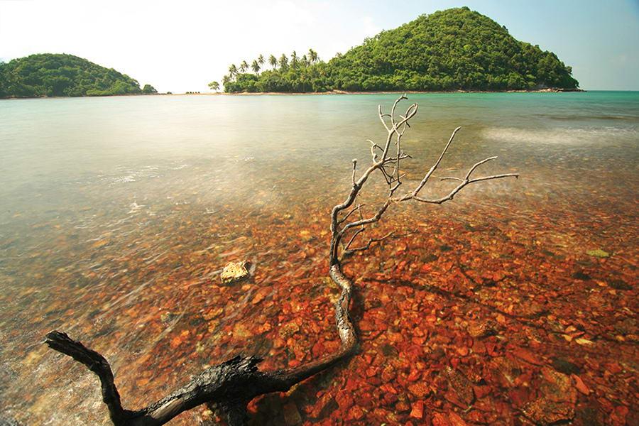 Đảo Bà Lụa - Kiên Giang