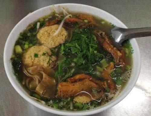 Ăn gì ở Thái Bình: Canh cá