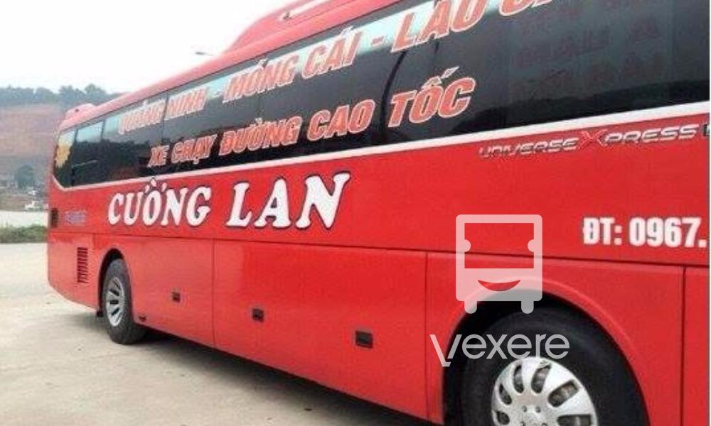 Xe giường nằm đi Sapa từ Hà Nội: Cường Lan