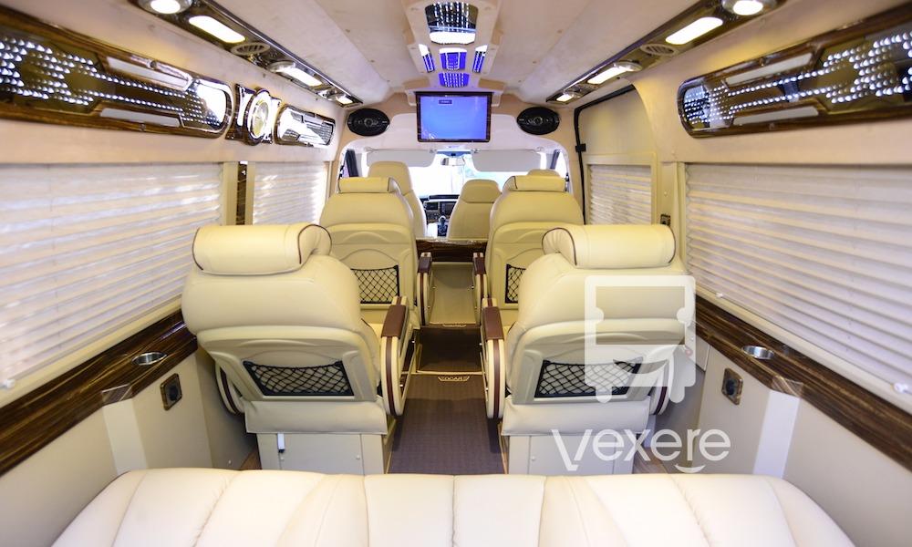 Vé xe Tết xe Havana 2019 được chính thức mở bán trên VeXeRe.com