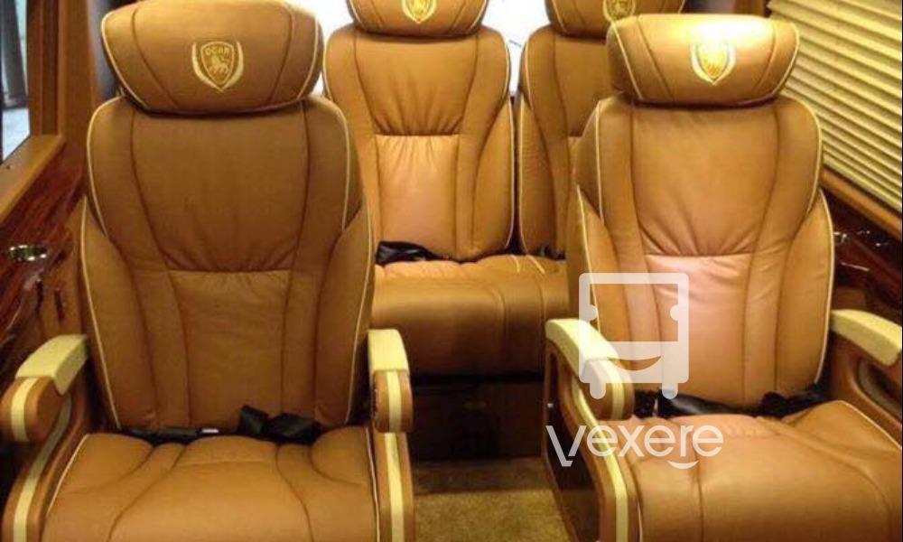 Xe limousine đi Cao Bằng từ Hà Nội: Xe Minh Anh Vip limousine
