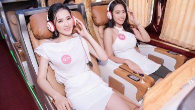 Xe Thiện Thành limousine đi Rạch Giá từ Sài Gòn