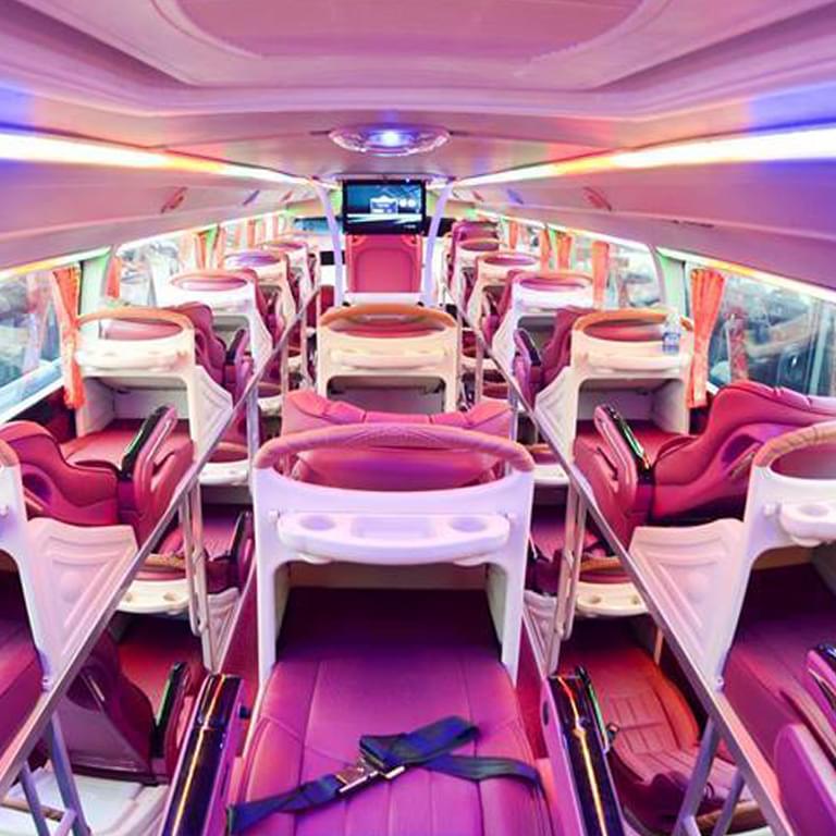 Green Bus SaPa to Ha Noi