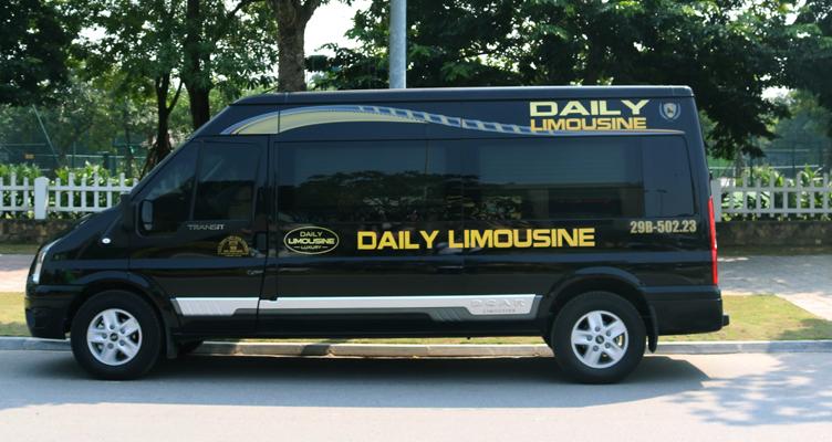 limousine to sapa