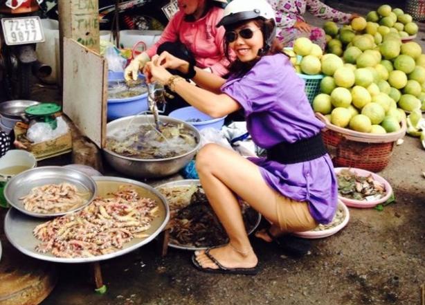 Chợ hải sản Vũng Tàu
