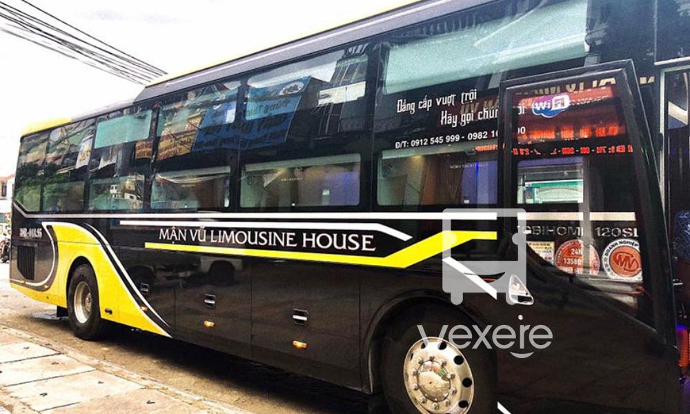 Xe limousine đi Hà Tĩnh: Mận Vũ