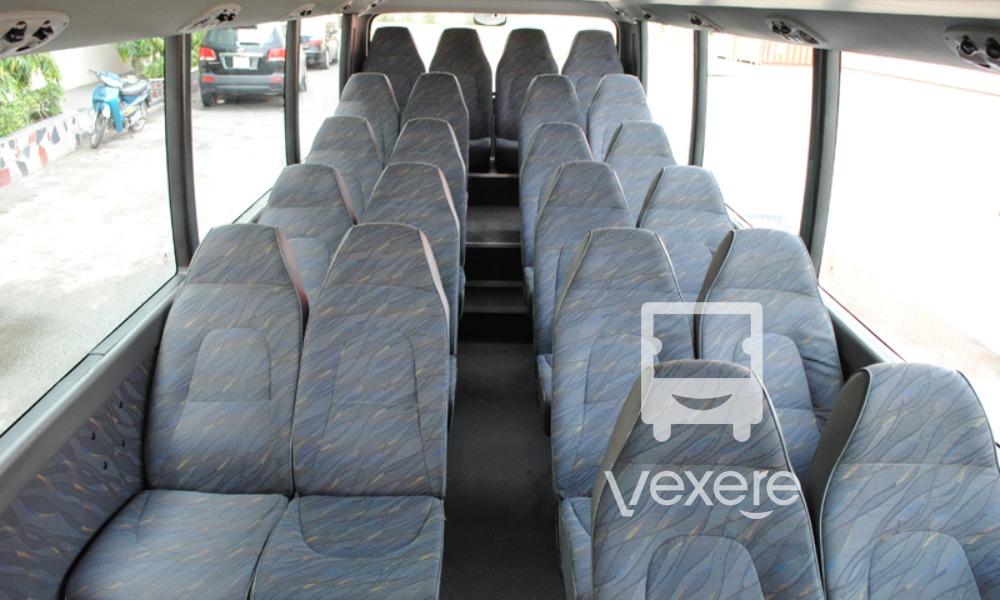 Xe Mộc Châu Express đi Mộc Châu từ Hà Nội