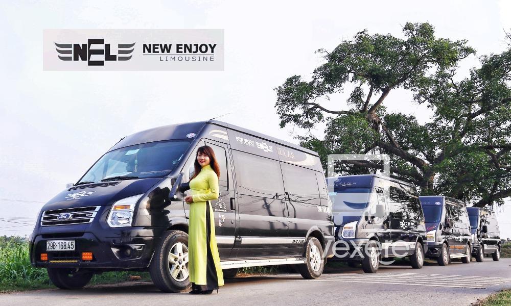 limousine from Ha Noi to Sapa