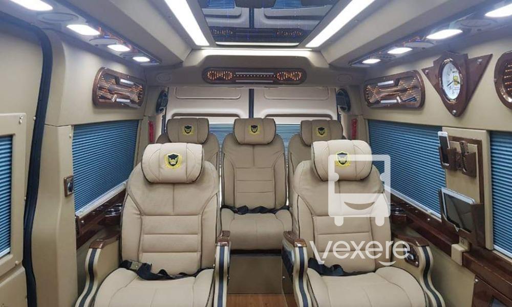 Xe limousine Nhật Nam đi Tam Đảo từ Hà Nội